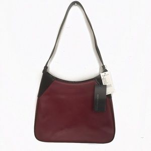 Kenneth Cole red leather hobo new with tags!!😍